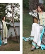 Shariq Textiles Subhata Linen Dresses 2014 for Women006