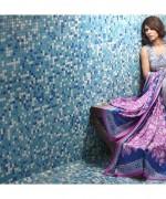Shariq Textiles Subhata Linen Dresses 2014 for Women007