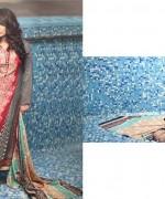 Shariq Textiles Subhata Linen Dresses 2014 for Women008