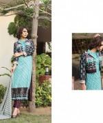 Shariq Textiles Subhata Linen Dresses 2014 for Women009
