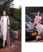 Shariq Textiles Subhata Linen Dresses 2014 for Women011