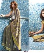 Shariq Textiles Subhata Linen Dresses 2014 for Women013