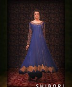 Shibori Formal Wear Collection 2014 For Ladies 002