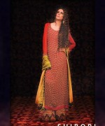 Shibori Formal Wear Collection 2014 For Ladies 004