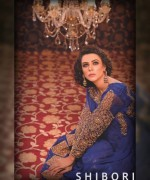 Shibori Formal Wear Collection 2014 For Ladies 005