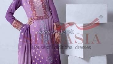 Silkasia Girls Winter Dresses 2014 Volume 1 5