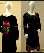 Simplicity Casual Wear Dresses 2014 For Women 3
