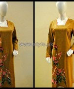 Simplicity Casual Wear Dresses 2014 For Women 4