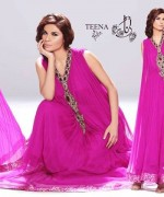 Teena by Hina Butt Party Wear 2014 for Women001