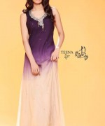 Teena by Hina Butt Party Wear 2014 for Women004