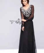 Teena by Hina Butt Party Wear 2014 for Women010