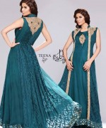 Teena by Hina Butt Party Wear 2014 for Women012