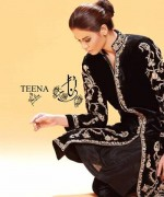 Teena by Hina Butt Party Wear 2014 for Women013