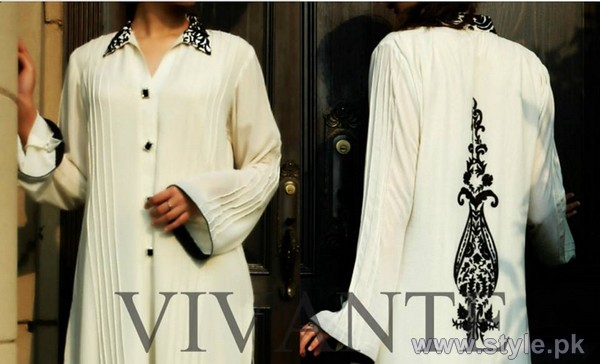 Vivante Women Casual Wear Dresses 2014 For Girls 2