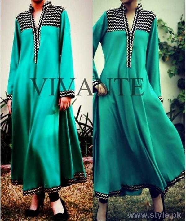 Vivante Casual Wear Dresses 2014 For Women 7