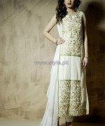 Wajahat Mansoor Winter Dresses 2014 For Girls 2