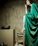 Wajahat Mansoor Winter Dresses 2014 For Women 3