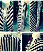 Weave Winter Dresses 2014 For Women 007