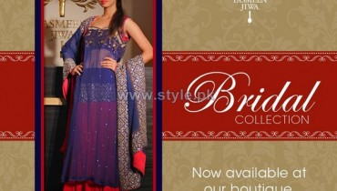 Yasmeen Jiwa Winter Dresses 2014 For Girls 3
