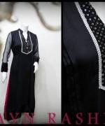 Zayn Rashid Winter Dresses 2014 For Women 002