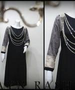 Zayn Rashid Winter Dresses 2014 For Women