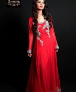 Zunaira's Lounge Party Dresses 2014 For Women 006