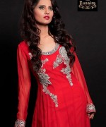 Zunaira's Lounge Party Dresses 2014 For Women 009