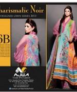 Ajwa Textile Lawn Dresses 2014 For Women 001