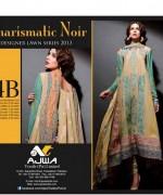 Ajwa Textile Lawn Dresses 2014 For Women 0010