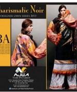 Ajwa Textile Lawn Dresses 2014 For Women 003