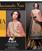 Ajwa Textile Lawn Dresses 2014 For Women 006