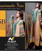 Ajwa Textile Lawn Dresses 2014 For Women 008