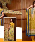 Al Hamra Textiles Spring Dresses 2014 for Women006