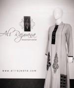 Ali Rajwana Spring Dresses 2014 for Women001