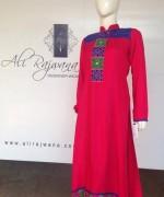 Ali Rajwana Spring Dresses 2014 for Women002