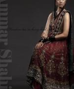 Ammar Shahid Bridal Wear 2014 for Women005