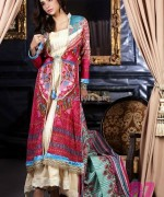 Anum Classic Lawn Dresses 2014 For Women 10