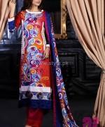Anum Classic Lawn Dresses 2014 For Women 11