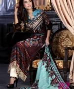 Anum Classic Lawn Dresses 2014 For Women 8