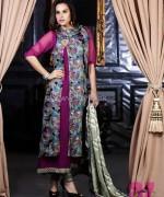 Anum Classic Lawn Dresses 2014 For Women 9