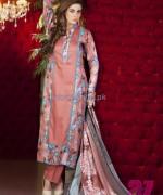 Anum Classic Lawn Dresses 2014 by Al-Zohaib Textile 1