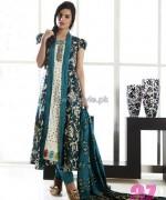 Anum Classic Lawn Dresses 2014 by Al-Zohaib Textile 2