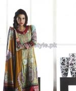 Anum Classic Lawn Dresses 2014 by Al-Zohaib Textile 4