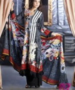 Anum Classic Lawn Dresses 2014 by Al-Zohaib Textile 6