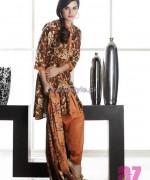 Anum Classic Lawn Dresses 2014 by Al-Zohaib Textile 7