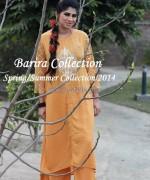 Barira Spring Summer Dresses 2014 For Girls 1