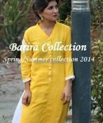 Barira Spring Summer Dresses 2014 For Women 9
