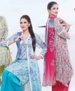Bashir Ahmad Textiles Lawn Prints 2014 For Summer 4