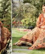 Bashir Ahmad Textiles Lawn Prints 2014 For Summer 6