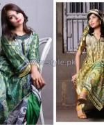 Bashir Ahmad Textiles Lawn Prints 2014 For Women 11